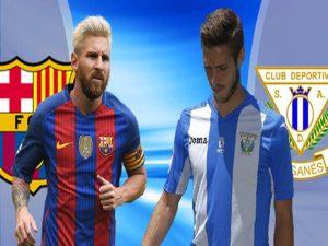 Soi kèo Barcelona vs Leganes, 01h00 ngày 31/01