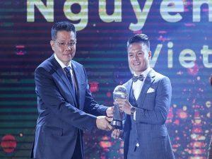 Quang Hải là cầu thủ xuất sắc nhất Đông Nam Á 2019
