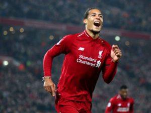 Top trung vệ xuất sắc nhất thế giới 2019