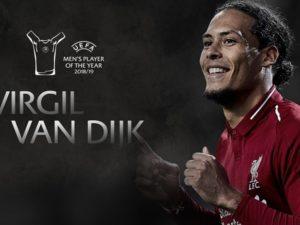 Cầu thủ xuất sắc nhất UEFA 2019: Điểm danh 3 cái tên xuất sắc nhất