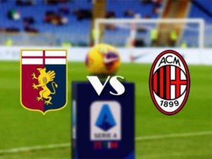 Soi kèo Genoa vs AC Milan – 02h45 17/12, VĐQG Italia