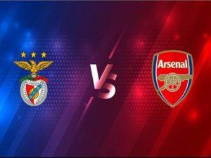 Soi kèo Benfica vs Arsenal – 03h00 19/02, Cúp C2 Châu Âu