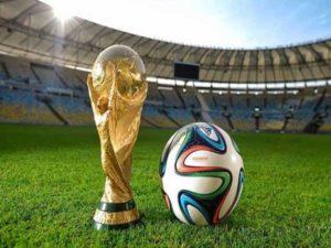 Danh sách các nước đăng cai World Cup từ trước đến nay.