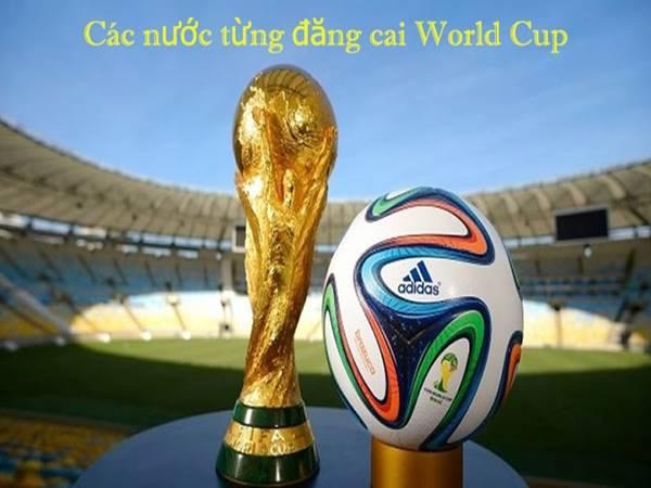 Danh sách các nước đăng cai World Cup