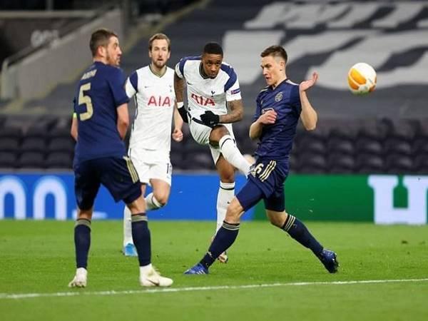 Soi kèo Châu Á Dinamo Zagreb vs Tottenham (00h55 ngày 19/3)