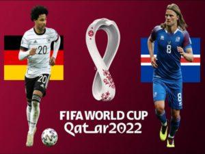 Soi kèo Đức vs Iceland, 02h45 ngày 26/3 – VL World Cup 2022