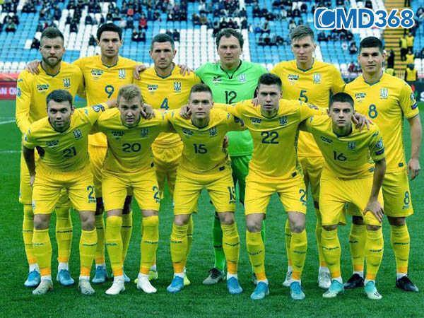 Danh sách dự kiến cầu thủ đội hình Ukraine giải Euro 2020 năm 2021