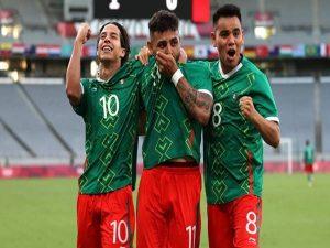 Soi kèo bóng đá U23 Nam Phi vs U23 Mexico, 18h30 ngày 28/7