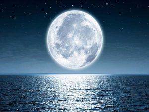 Nằm mơ thấy mặt trăng đánh con gì đánh số mấy? Điềm báo giấc mơ