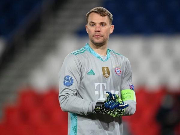 Top 5 thủ môn xuất sắc nhất thế giới hiện nay: Neuer số 1